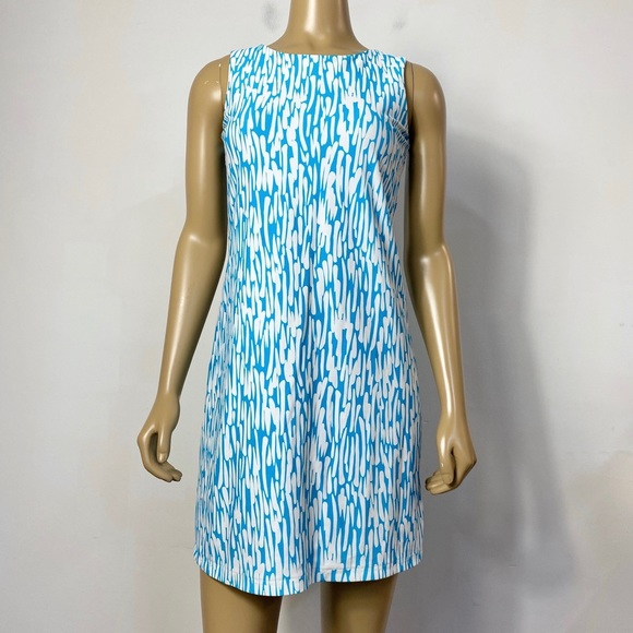 Jude Connally Dresses & Skirts - Jude connally women.'s printed sleeveless dress